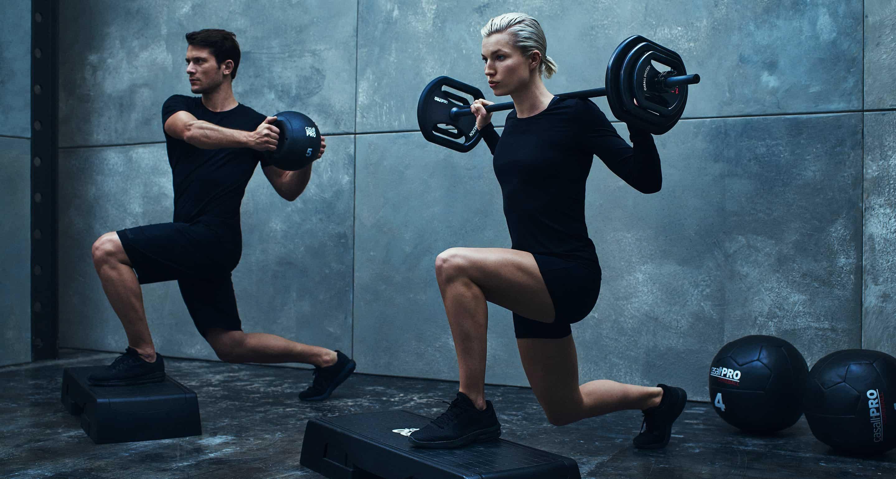 treningsutstyr gymutstyr gruppetrening gruppetreningsutstyr casall pro casall professional fitnessagenten matrix fitness