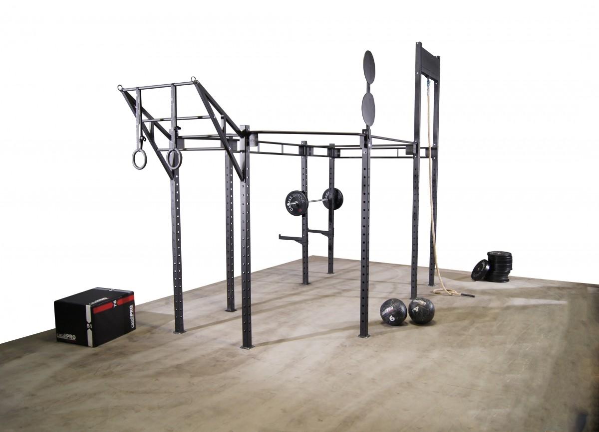 hit cage träningsrigg