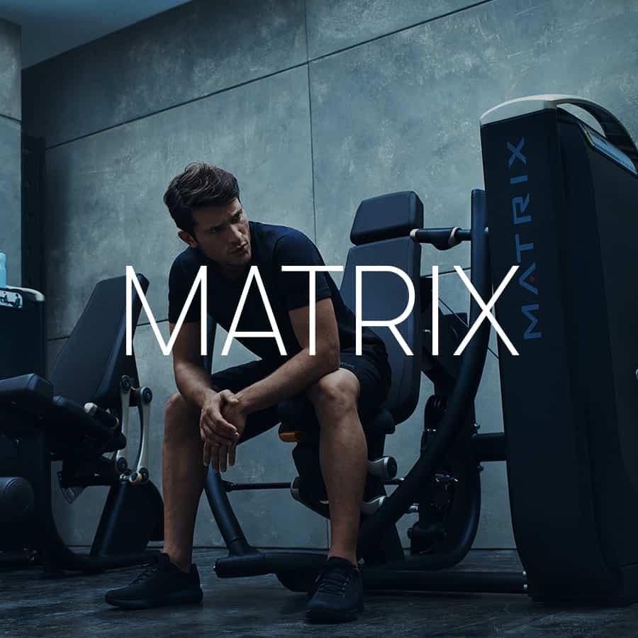 matrix fitness treningsutstyr