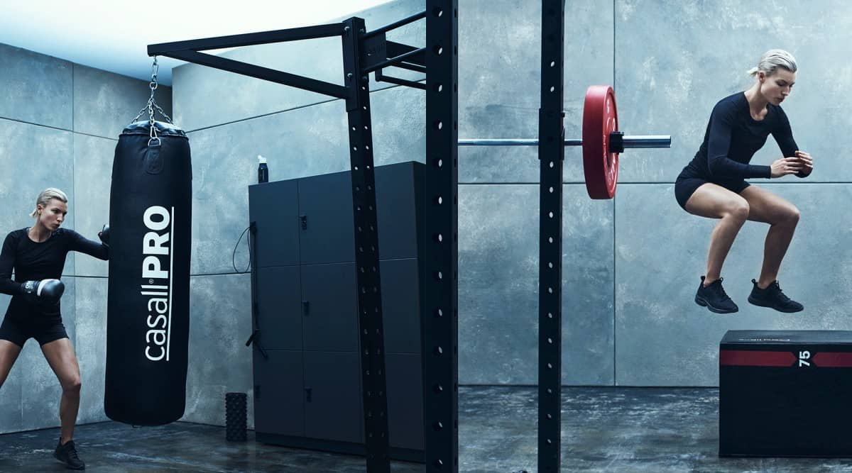casall pro casall professional matrix fitness gymutrustning